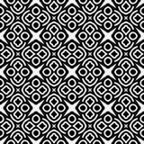 Pattern_2 monocromático Imagen de archivo libre de regalías