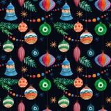 Pattern123456 Royaltyfria Foton