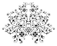 Pattern_49. Ornamental design, digital artwork vector illustration