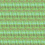 树pattern_18 免版税库存照片