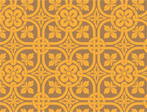 Pattern. Plants (fito) pattern, seamless for wallpaper or background. Encapsulated PostScript, as an additional format, consist the square swatch (or rapport) Royalty Free Stock Image