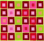 Pattern. Vector illustration of colourful pattern with dots Royalty Free Stock Image