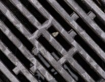 Pattern. Grate Stock Image