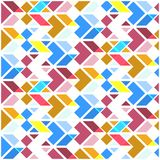 Seamless pattern. Abstract background in bright colors. Pattern. Abstract background in bright colors. Vector illustration. A good choice for the background Royalty Free Stock Image