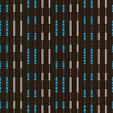 Pattern abstract beads Royalty Free Stock Photo