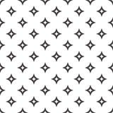Pattern Abstract Geometric wallpaper. Vector illustration. backg. Round. black. on white background Stock Photo