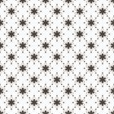 Pattern Abstract Geometric Wallpaper Vector illustration. backgr. Ound. black. on white background. Flower