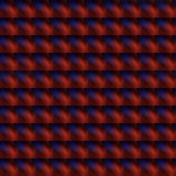 Pattern abstract red and blue color Stock Photo