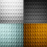 Pattern of abstract sky blue color background Stock Photography
