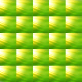 Pattern abstract white and green color Stock Photos