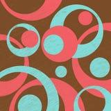 Pattern-01 abstrait Photos libres de droits