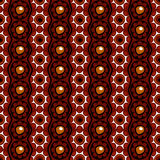 Pattern in African style Stock Photo