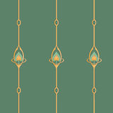 The pattern in the antique style Royalty Free Stock Photos