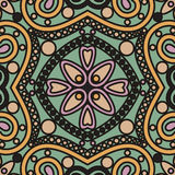 Pattern art deco Royalty Free Stock Photos