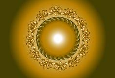 Pattern art Stock Image