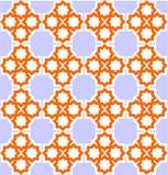 Pattern art star Royalty Free Stock Photo