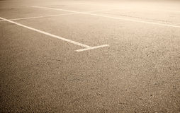 Parking marking Royalty Free Stock Photos