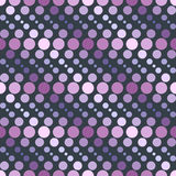 Pattern 2b Simple Geometric Circles Royalty Free Stock Images