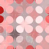 Pattern background. Abstract geometric pattern background, retro/vintage style, summer color Stock Images