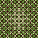 Pattern background - circles and dots Royalty Free Stock Images