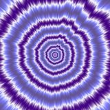 Pattern background concentric circles ultra violet, purple and lavender colored. Pattern texture background concentric circles - ultra violet, purple and royalty free illustration