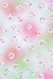 Pattern background with flowers Royalty Free Stock Photo