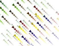Pattern background Geometric Polygon colors. Design Stock Photo