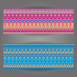 Pattern background with geometrically elements Royalty Free Stock Images