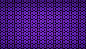 Pattern background with repetitive circles Stock Images