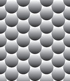 Pattern for background of rounds Royalty Free Stock Photography
