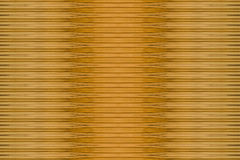 Pattern background symmetrical lines pointed on a stack of beige straw Stock Photos