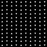 Pattern background triangle, retro vintage design , geometric. Pattern geometric, background triangle, retro vintage design  minimalistic monochrome Royalty Free Stock Photos