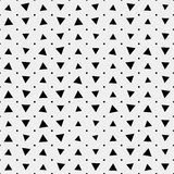 Pattern background triangle, retro vintage design , geometric. Pattern geometric, background triangle, retro vintage design  minimalistic monochrome Royalty Free Stock Images