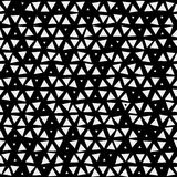 Pattern background triangle, retro vintage design vector, geometric Stock Photo