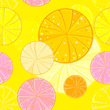 Pattern background vector fun happy Royalty Free Stock Images