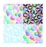 Pattern ball Stock Photo