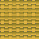 Pattern basket stock image