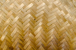 Pattern of basketwork Royalty Free Stock Images