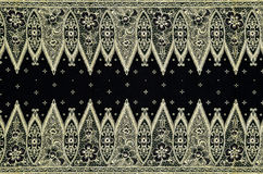 Pattern and Batik Textile Royalty Free Stock Photos