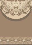 Pattern beige Stock Photos