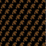 Pattern black Royalty Free Stock Photography