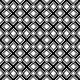 Pattern. Black white exture suitable for the production of printed papers, wallpaper, fabrics Royalty Free Stock Image