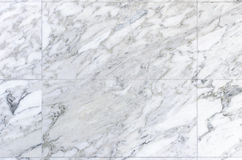 Pattern of black and white marble texture as background image Stock Photos