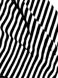 Pattern with black and white stripes. Design element for creating abstract backgrounds brushes, backdrops. Marine sailor. Royalty Free Stock Image
