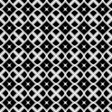 Pattern. A black and white texture for the printing of packaging, paper, textiles, fabrics Stock Photography
