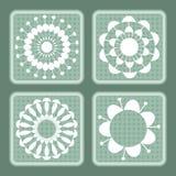 Pattern blocks Stock Photography