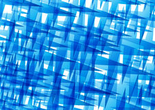 Blue and white triangle background. An illustration of a background of blue and white triangles Royalty Free Stock Photo