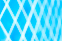 Pattern of Blue Ceramic Tiles. With Blur Effect around Pool Terrace Stock Photos