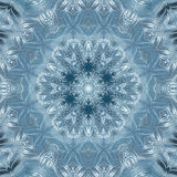 Pattern of Blue cloth texture Stock Images