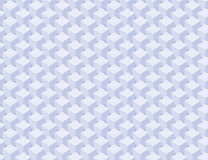 Pattern of blue columns seamless texture Stock Photo